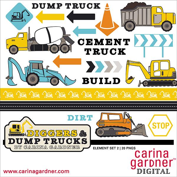 Carina Gardner digital element kit
