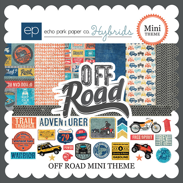 Echo Park digital scrapbooking kit
