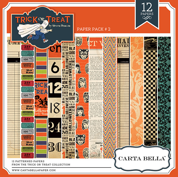 Carta Bella digital paper pack available at www.snapclicksupply.com. #digitalscrapbooking #snapclicksupply