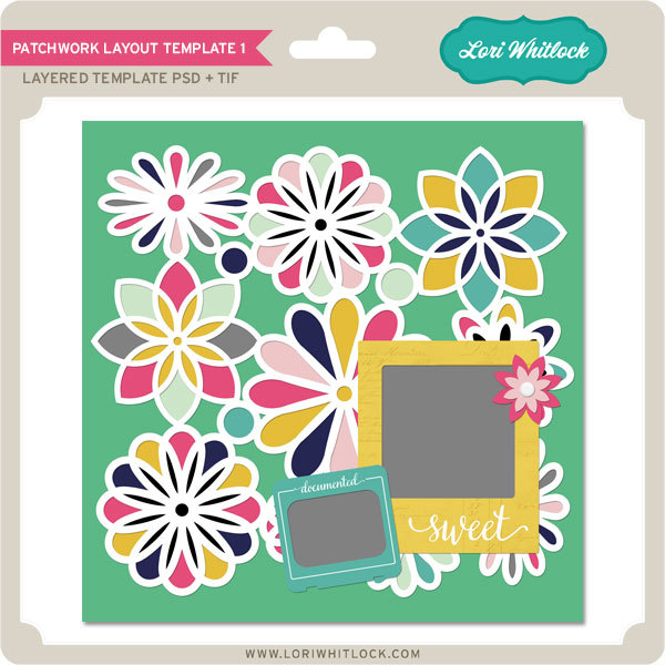 Lori Whitlock digital scrapbook template available at www.snapclicksupply.com #digitalscrapbooking #digiscrapping