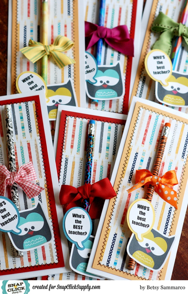 Pencil Cards by Betsy Sammarco 13