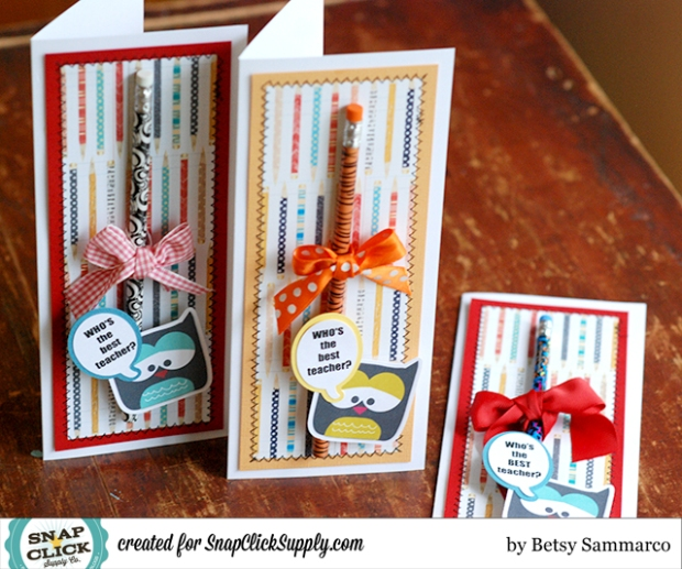 Pencil Cards by Betsy Sammarco 14