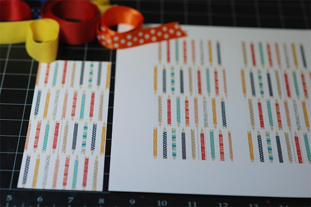 Pencil Cards by Betsy Sammarco 5