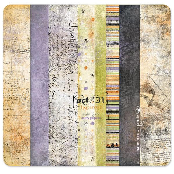 Nancie Rowe Janitz Oct 31 digital papers available at www.snapclicksupply.com #digitalscrapbooking #snapclicksupply